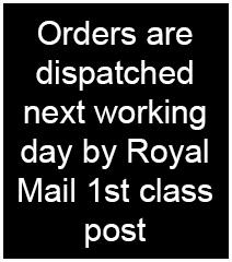 Free Postage & Packing
