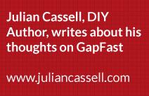 Julian Cassell writes about Gapfast - Link